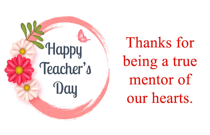 25 beautiful happy teachers day images with quotes 2018 cute saying teachers day image with thank u message m4hsunfo
