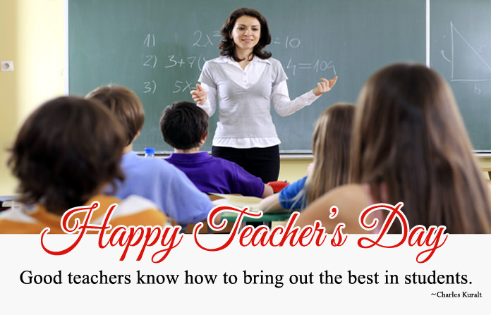 Teachers Day Thoughts Image