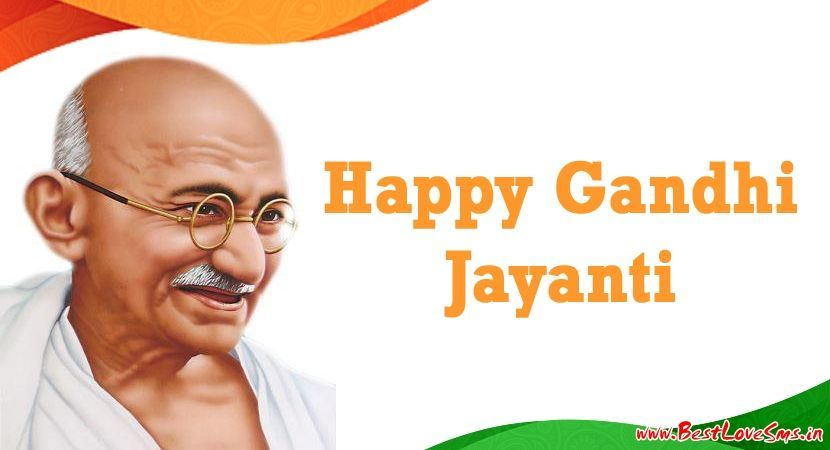 Mahatma Gandhi Jayanti Real Images Wallpaper DP