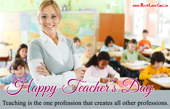happy teacher day images with greeting wishes message
