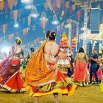 Indian Garba Images on Navratri 2016
