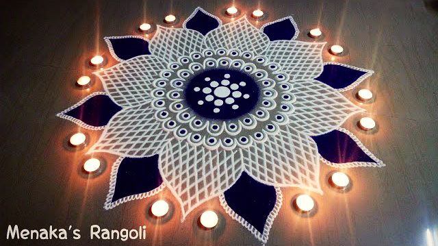 Top Rangoli Designs For Competition With Themes Prize Winning Images