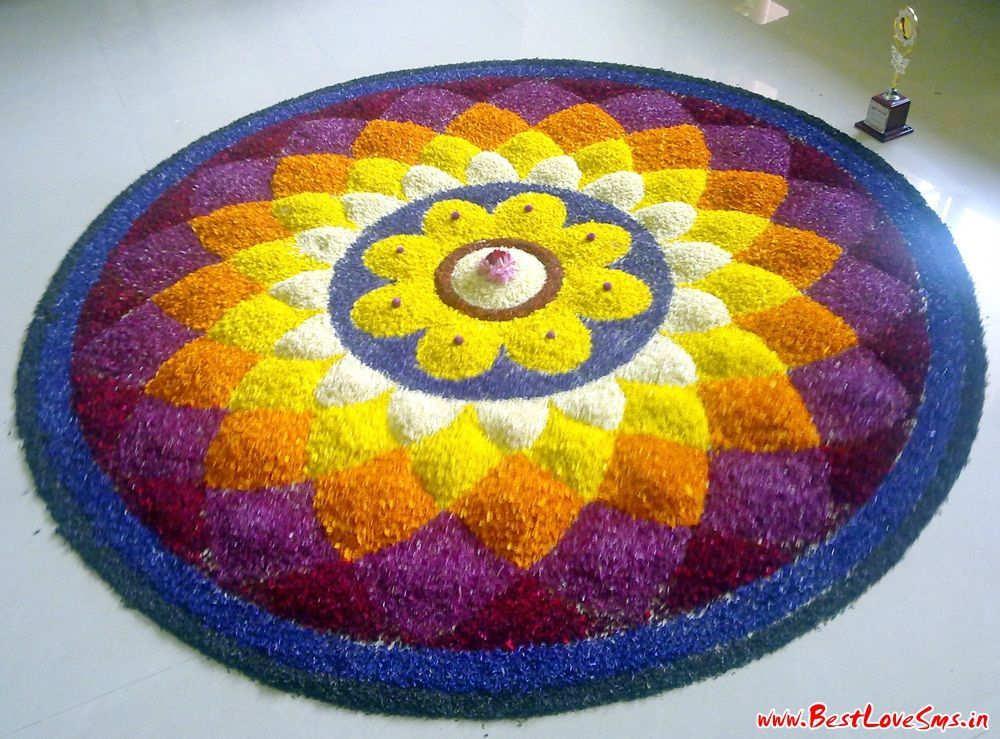 Best Rangoli Designs For Competition