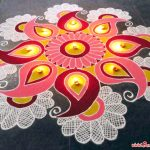 Rangoli Designs for Diwali Festival 2016