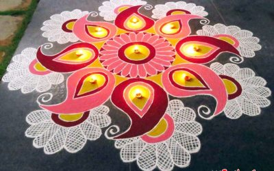 Diwali Rangoli Designs for Competitions