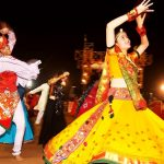 Indian Garba Images on Navratri 2018 (Dandiya Raas)