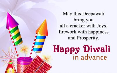 Diwali Advance Wishes