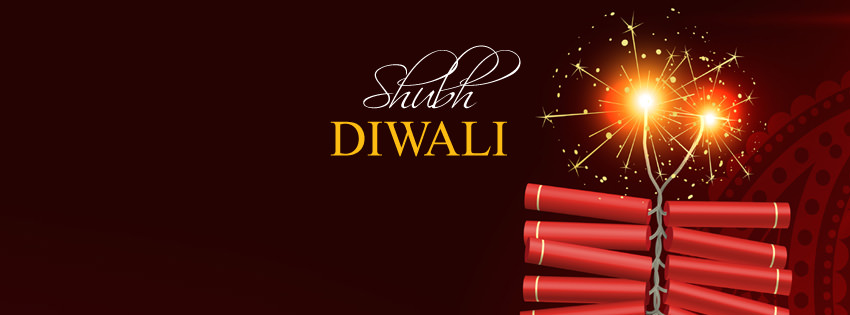 FB Cover for Diwali
