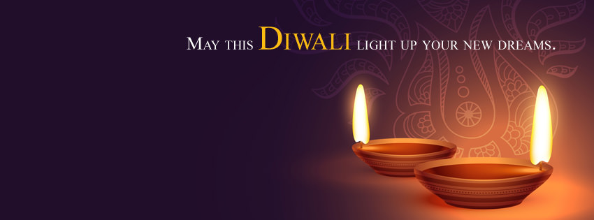 Fb Cover Image for Diwali