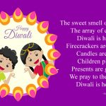 Happy Diwali Poems in English for Kids