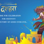 Indian Festival Happy Dussehra Greetings Images 2018