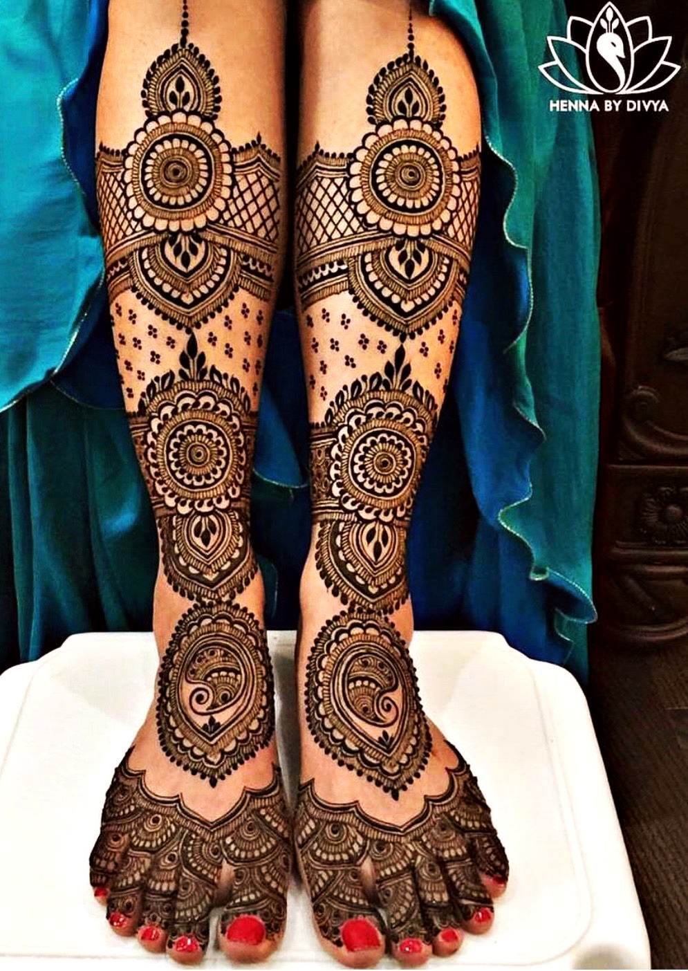 Mehndi Design For Bridal