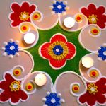Rangoli Designs for Diwali Festival 2018
