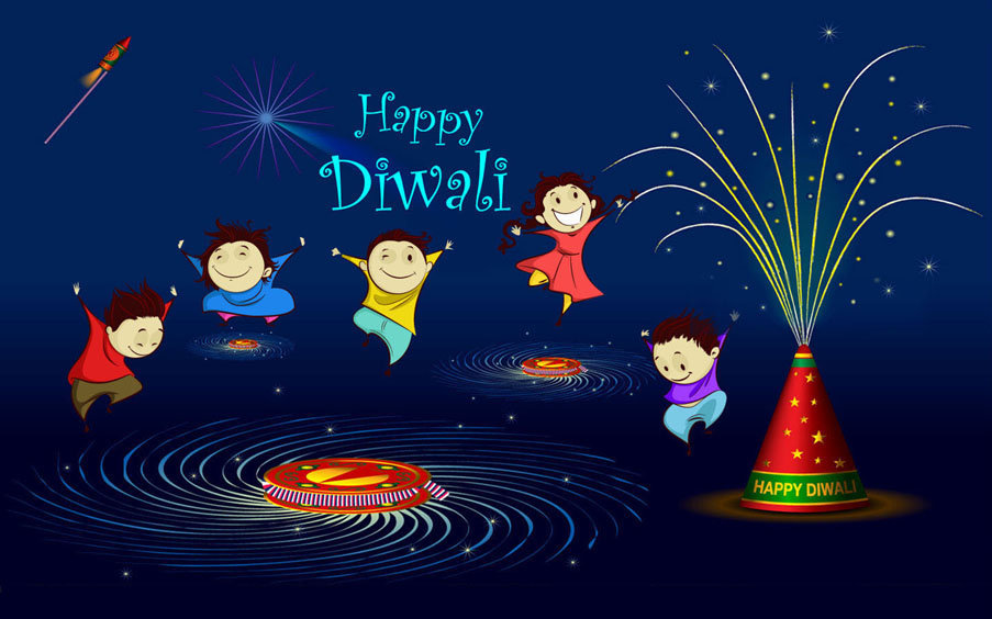 Funny Diwali Greeting Wishes Images