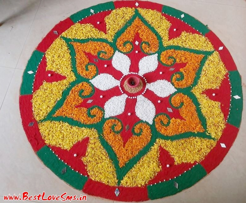 Rangoli Patterns For Diwali