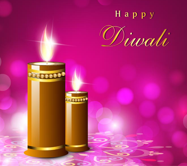 Deepawali Candles Pics