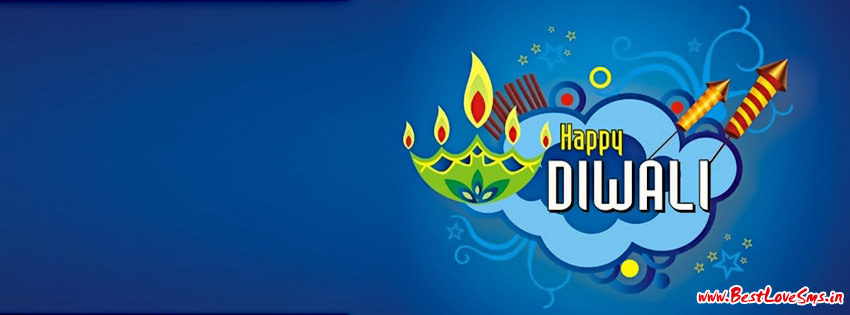 diwali cracker fireworks fb cover picture