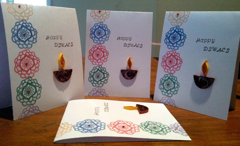 Awesome Diwali Handmade Greetings Cards Guide
