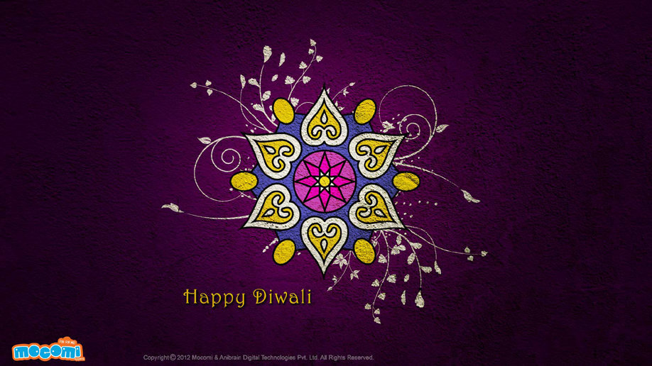 Attractive Diwali Cards Images for greetings