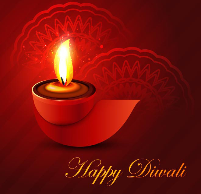 Deepak Images with Happy Diwali