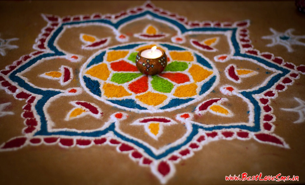 Design Of Rangoli For Diwali Special