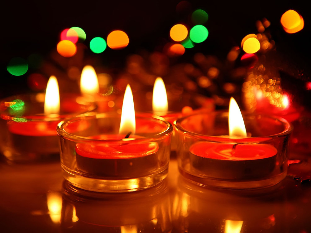 HD Diwali Candle's Images for Diwali