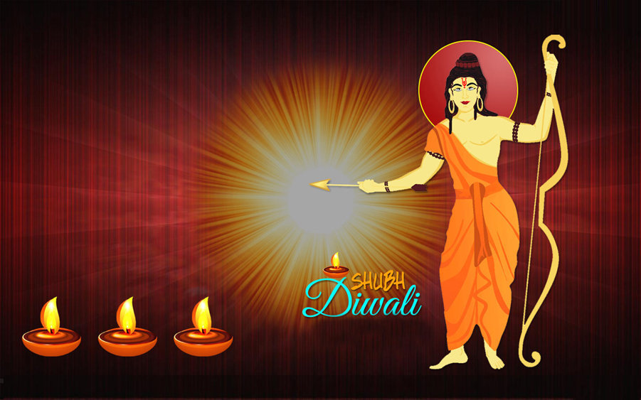 Lord Ram Diwali Images for Wishing You