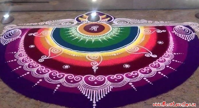 Rangoli Designs For Deepawali