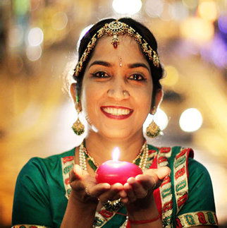 Happy Diwali DP for Facebook