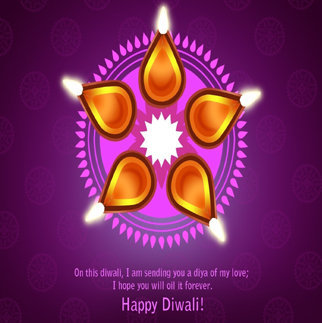 Diwali Profile Pic for FB