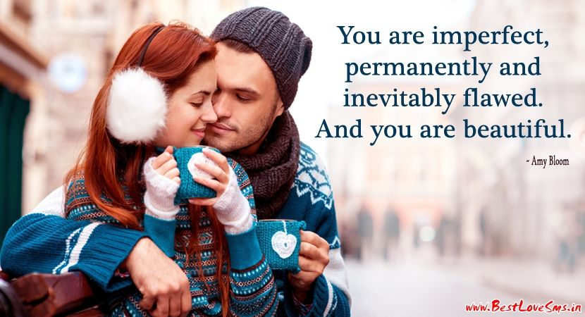 Good Love Quotes for Her with Sweet Couple