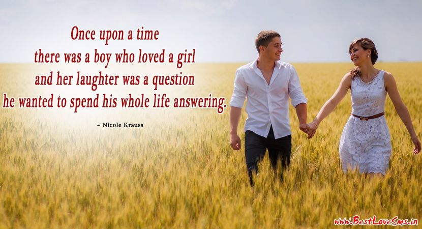 Love Couple Image with Quotes