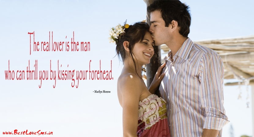 Love Pictures For Him with Quotation