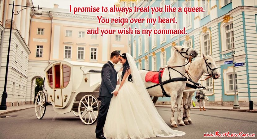 Romantic Love Quotes with Image for Wife