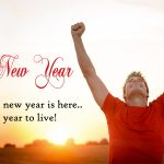 Happy New Year Status in Hindi & English