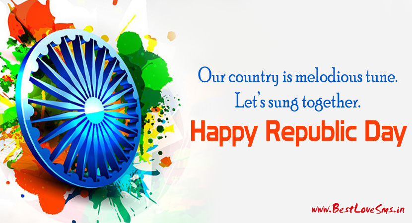 Republic Day Thoughts Image