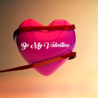 Be My Valentine Image