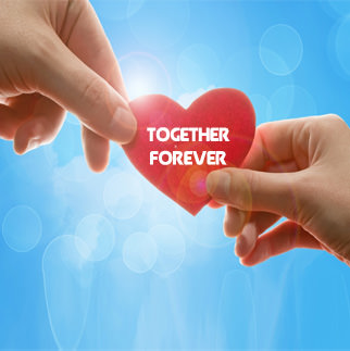 Together Forever DP for Whatsapp