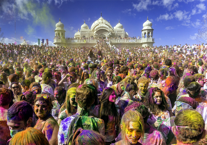 full holi masti picture