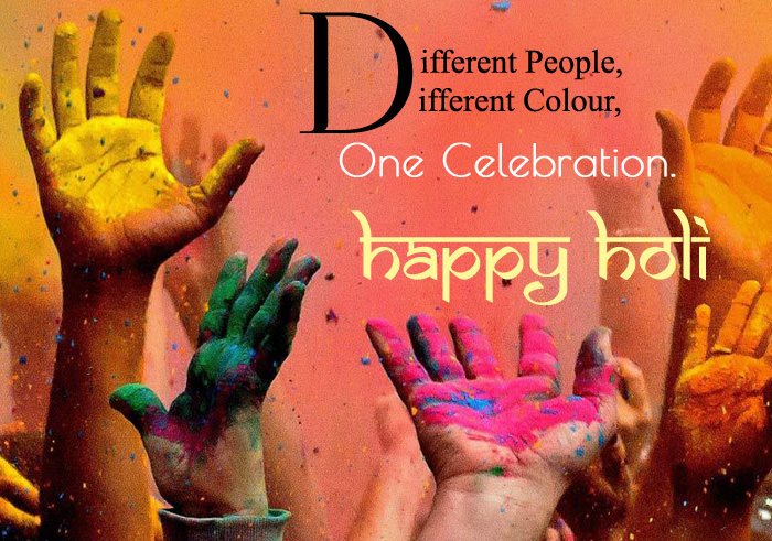 holi celebration sayings