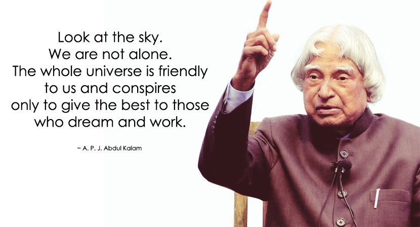 inspiring quotes from the great scientist teacher apj