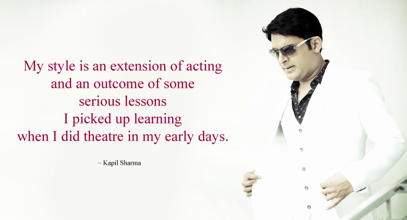 Kapil Sharma Quotes