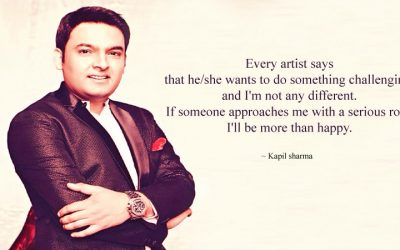 Stand Up Comedian Kapil Sharma Kappu Quotes