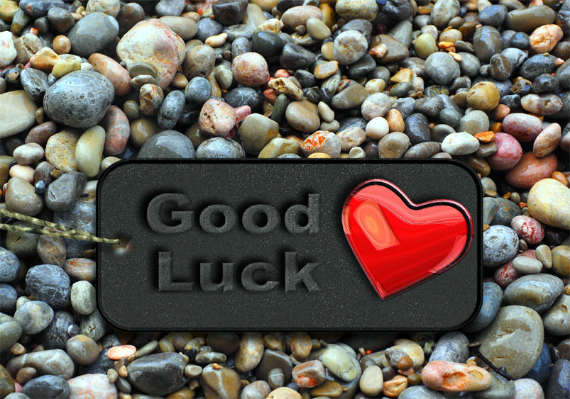 good luck for love