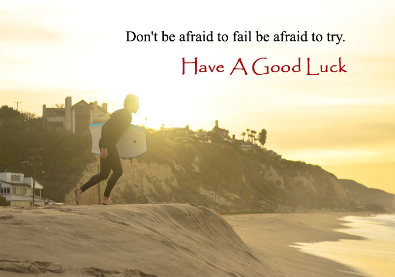 have a good luck quotes