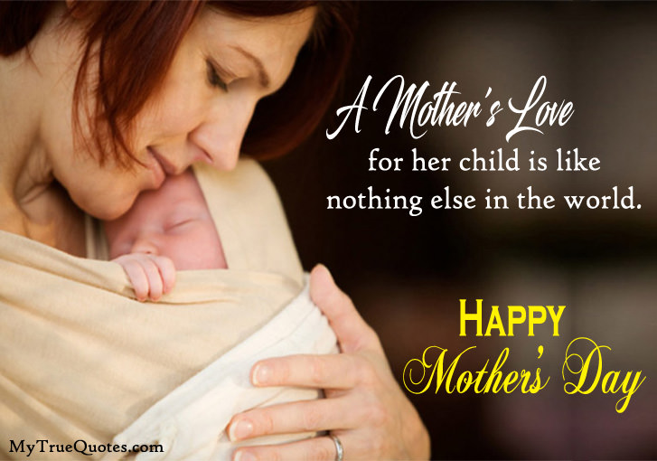 Mothers Day Saying Image