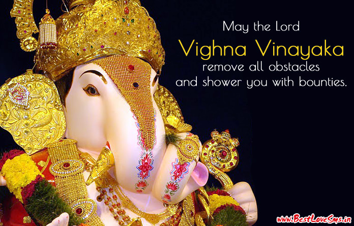 Ganesh Chaturthi Blessings