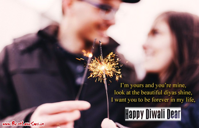 Diwali Quotes for Lovers