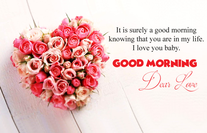 Good Mornin My Life Msg Images