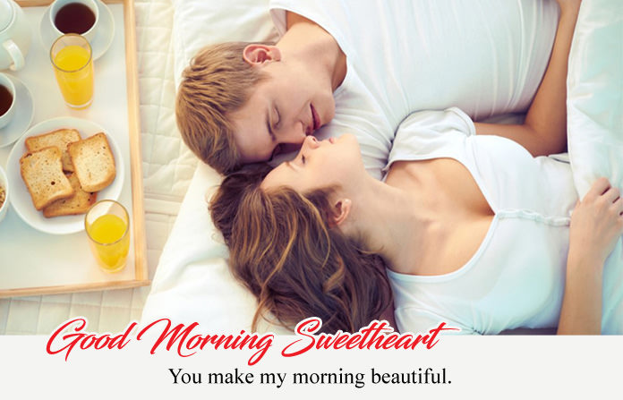 Good Morning Images for Couple with Quote